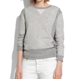 Madewell Home Team Colorblock Sweatshirt